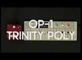 OP-1 + Trinity POLY - live minimalistic glitch jam