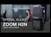 H2n: Spatial Audio Setup