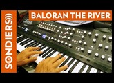 [SYNTHFEST 2017] BALORAN THE RIVER - Interview et démo