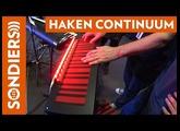 [SYNTHFEST 2017] HAKEN CONTINUUM - Le Fingerboard pas comme les autres