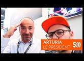 LE PRESIDENT D'ARTURIA NOUS PARLE DE L'AUDIOFUSE [MUSIKMESSE 2017][FR]