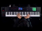 Roland FA-06/FA-07/FA-08 Music Workstation Performance
