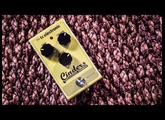 TC Electronic CINDERS (Overdrive) - in depth demo with different amps