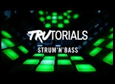 MASCHINE TruTorials S04 E03:  Strum'n'Bass