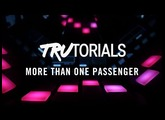 Maschine TruTorials S04: E11 More Than One Passenger