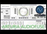 Arturia AudioFuse : tour d'horizon logiciel