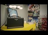 BOSS Katana-Mini Guitar Amplifier feat. Andreas Kisser from Sepultura