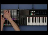 MASCHINE JAM workflow: Using JAM with KOMPLETE KONTROL keyboards