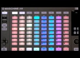 MASCHINE JAM workflow: Track sketching in Project View