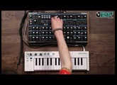Novation Peak Presets Demo With Some Filter And Effect Tweaking