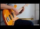 Cort GB-74 JJ Bass Demo