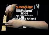 Roland SE-02 | Demo with David Ahlund