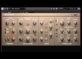 Analog Bass - Native Instruments Monark Tutorial