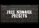 Free NI Monark patches - Reese's and Leads Presets