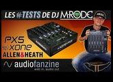 Allen & Heath Xone:PX5 - TEST