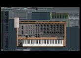 Xils Lab - PolyKB III - [Presets Demonstration] - [ARP]