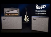 Supro 1699RH Statesman Official Demo feat. Eric Krasno