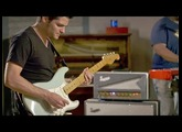 Mark Lettieri plays the Supro Statesman - Spark and Echo