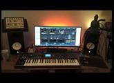 Behringer DeepMind 12 without effects - Sound Demo - Analogue Synthesizer