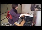 Japanese Techno Girl Love TB-303 & TR-707 & RE-201