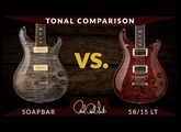 Tonal Comparison: The McCarty 594 vs. The McCarty 594 Soapbar | PRS Guitars