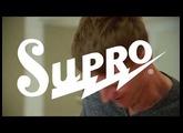Supro Huntington I bass demo feat. Chris Chaney (Jane's Addiction)