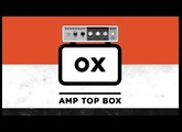 Introducing OX | Amp Top Box from Universal Audio