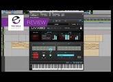 Review   UVX80 Synth Instrument By UVI