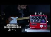 Keeley Electronics - Germanium Compressor Pro