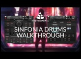 "Audio Imperia ""Sinfonia Drums"" (Brooding & Intense Cinematic Drums) - Walkthrough"