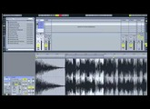 Comment sampler (Ableton Live)
