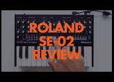Roland SE 02 Review Full Video AskAudio