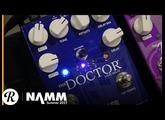 Wampler Doctor Delay/Reverb at Summer Namm 2017