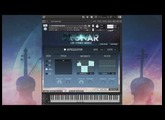 Using the Arpeggiator in DRONAR Live Strings