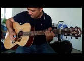 I'll see you in my dreams - Cover by François Sciortino on Headway guitar