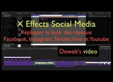 XEffects Social Media