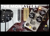 Hungry Robot Pedals The Monastery with Sean Gibson of The Noise Reel