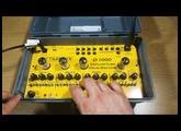 Metasonix D-1000 Vacuum Tube Drum Machine Jam