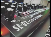 Roland SE-02 - 3 Patches - 3 Jams with TR8 - No External FX