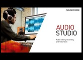 SOUND FORGE Audio Studio 12: Define the edge