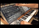 Arturia Matrixbrute  New Mode Arpeggiator / Sequencer