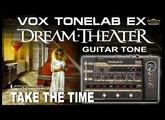 TONELAB EX Dream Theater Distortion TAKE THE TIME [John Petrucci Guitar Tone].