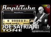 AMPLITUBE 3 JOE SATRIANI Guitar Tone [DISTORTION] VST's Guitar Patches.