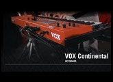 Vox Continental: From Tradition to Innovation