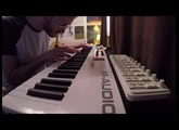 Native Instruments - Una Corda Sound Test/Demo.
