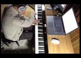 """Massimo Bucci - Winter In Jule -  """"Una Corda Piano"""""""