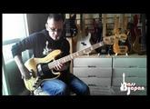 Bass Hunter; Sadowsky Metro RV4