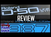 Roland Cloud Anthology 1987 review | Roland D50 VST