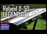 Roland D-50 Linear Synthesizer demo | Legendary sounds revisited