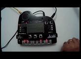 Fingersonic EXP-1 virtual analog synthesizer demo